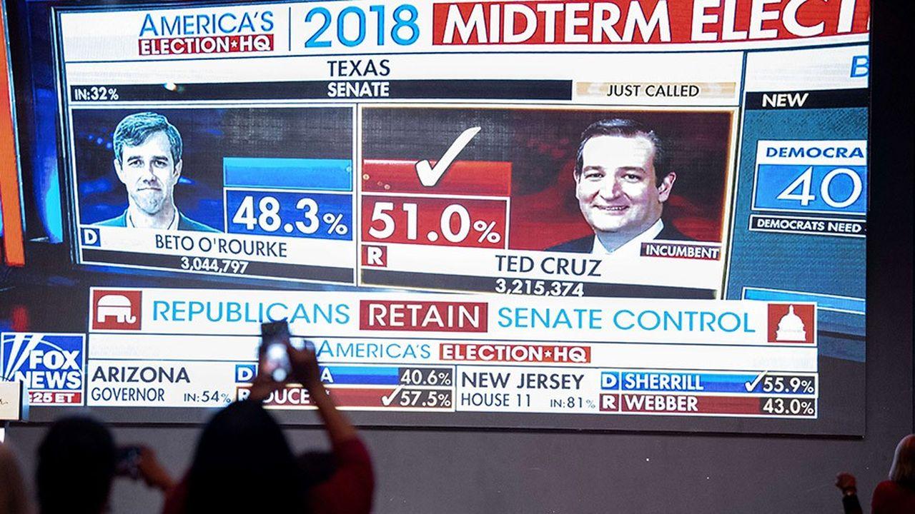 La chaîne câblée Fox News a été la plus regardée mardi soir selon Nielsen