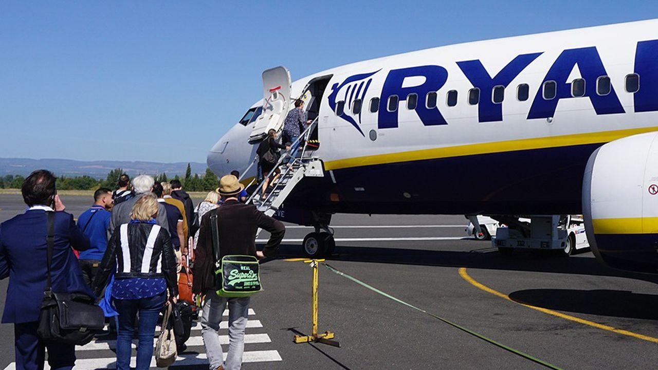 Pour l'aéroport Carcassonne, les flux en provenance et à destination du Royaume-Uni représentent la moitié du trafic passagers.