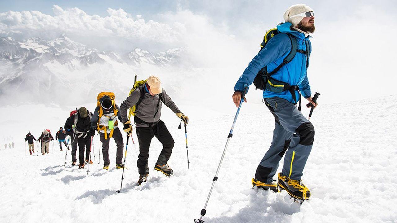 Mal aigu des montagnes, oedème pulmonaire, oedème cérébral : le manque d'oxygène en altitude, ou hypoxie, n'est pas sans conséquence sur la santé.