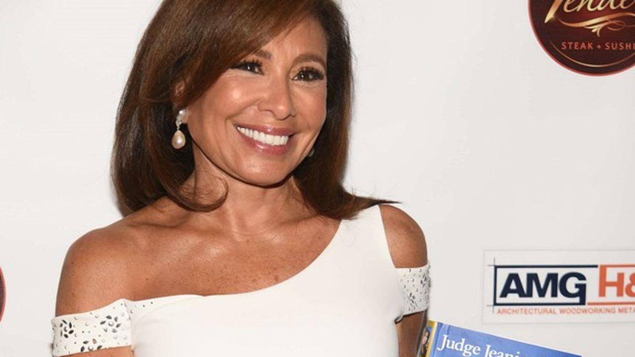 Jeanine Pirro, juge vedette et amie de Trump.Son dernier livre «Liars, leakers and liberals» est resté 13 semaines en tête des ventes.