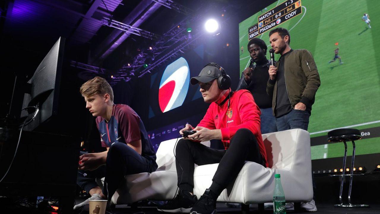 Paris organise déjà chaque année la Paris Games Week, l'un des principaux salons mondiaux consacrés aux jeux video.