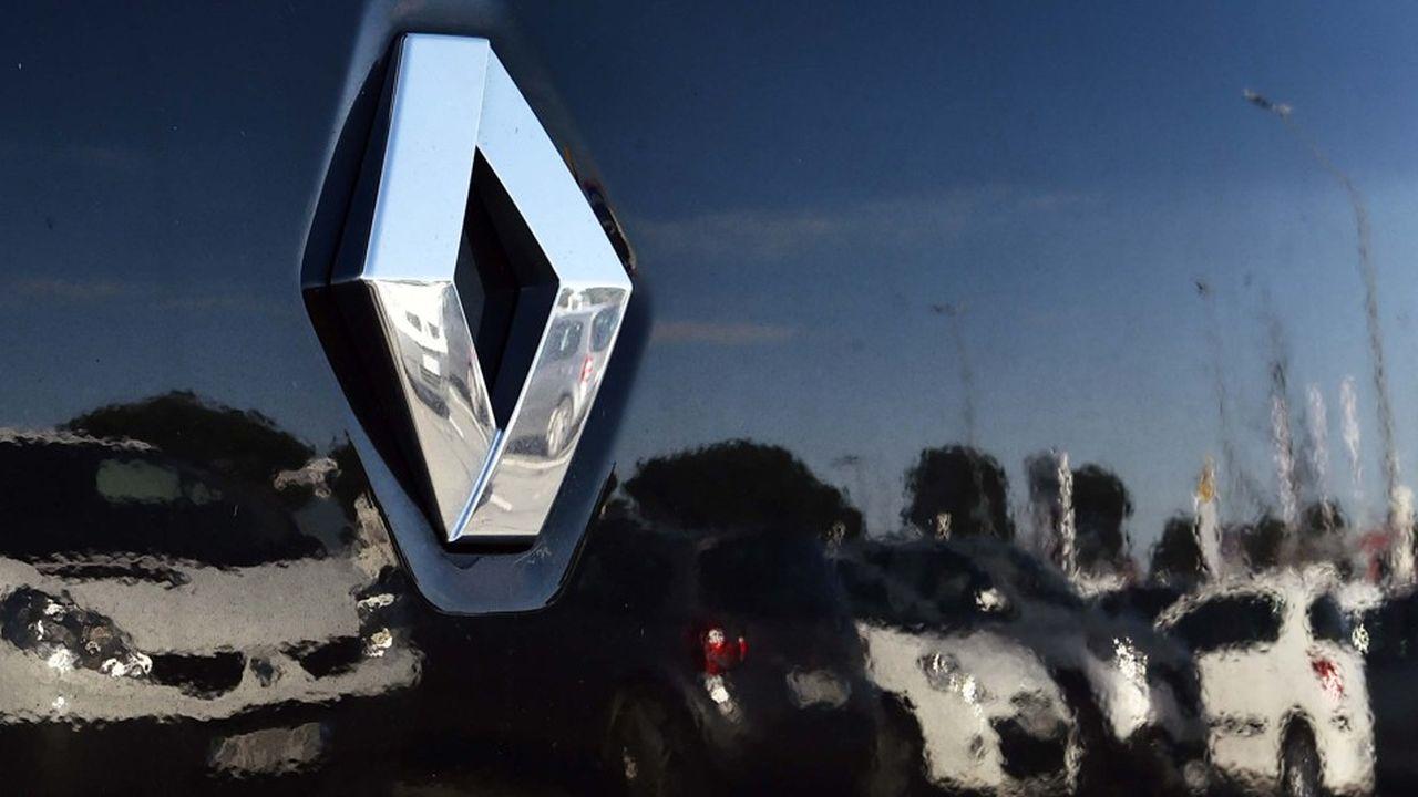 «Le groupe fait face à un ralentissement de ses immatriculations sur les régions Afrique, Moyen-Orient, Inde et Eurasie», a expliqué Renault