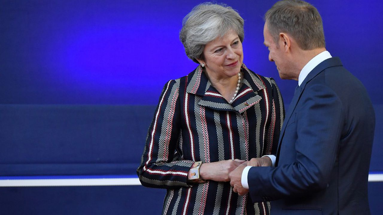 Theresa May s'est félicité d'un «bon accord» pour le Royaume-Uni, après son déplacement mercredi à Bruxelles