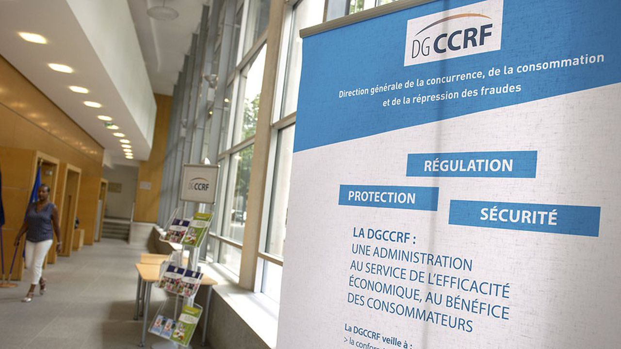 La commission d'évaluationet de contrôle de la médiation de la consommation dépend de la DGCCRF, Direction générale de la concurrence, de la consommation et de la répression des fraudes.