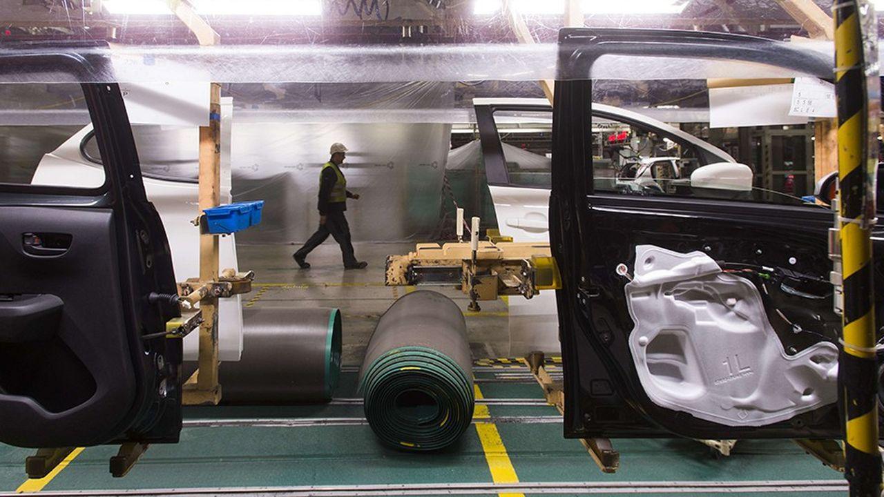Toyota va racheter les parts de PSA dans l'usine de Kolin, en Tchéquie, qu'ils possèdent aujourd'hui à 50-50.