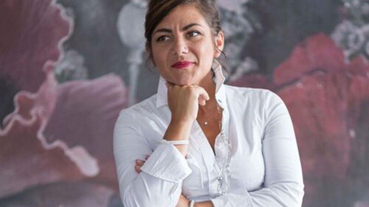 Anne-Sophie Tyli Robin, la directrice générale du groupe Bouchers Services.