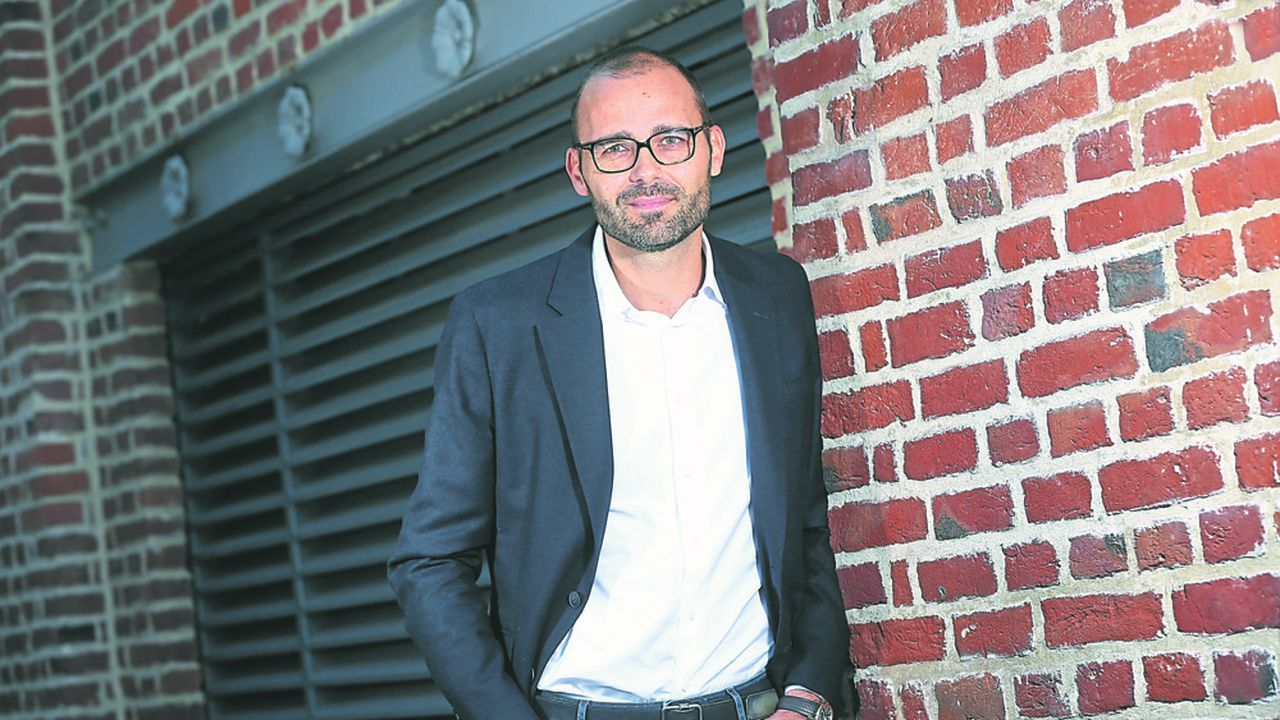Olivier Goy, fondateur de la plate-forme October (ex-Lendix) souhaite conquérir de nouvelles entreprises emprunteuses en s'appuyant sur des grands groupes.