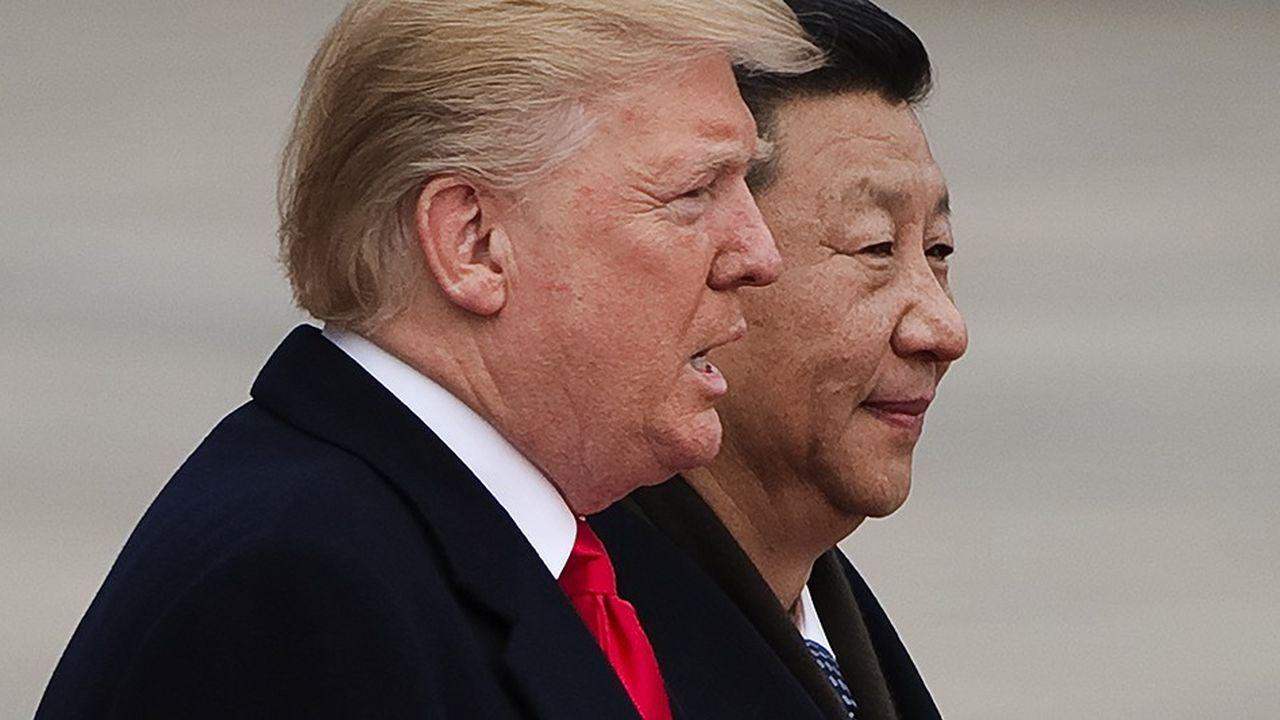 La rivalité entre la Chine et les Etats-Unis ressemble de plus en plus à celle qui a existé entre l'Angleterre victorienne et l'Allemagne de Bismarck.