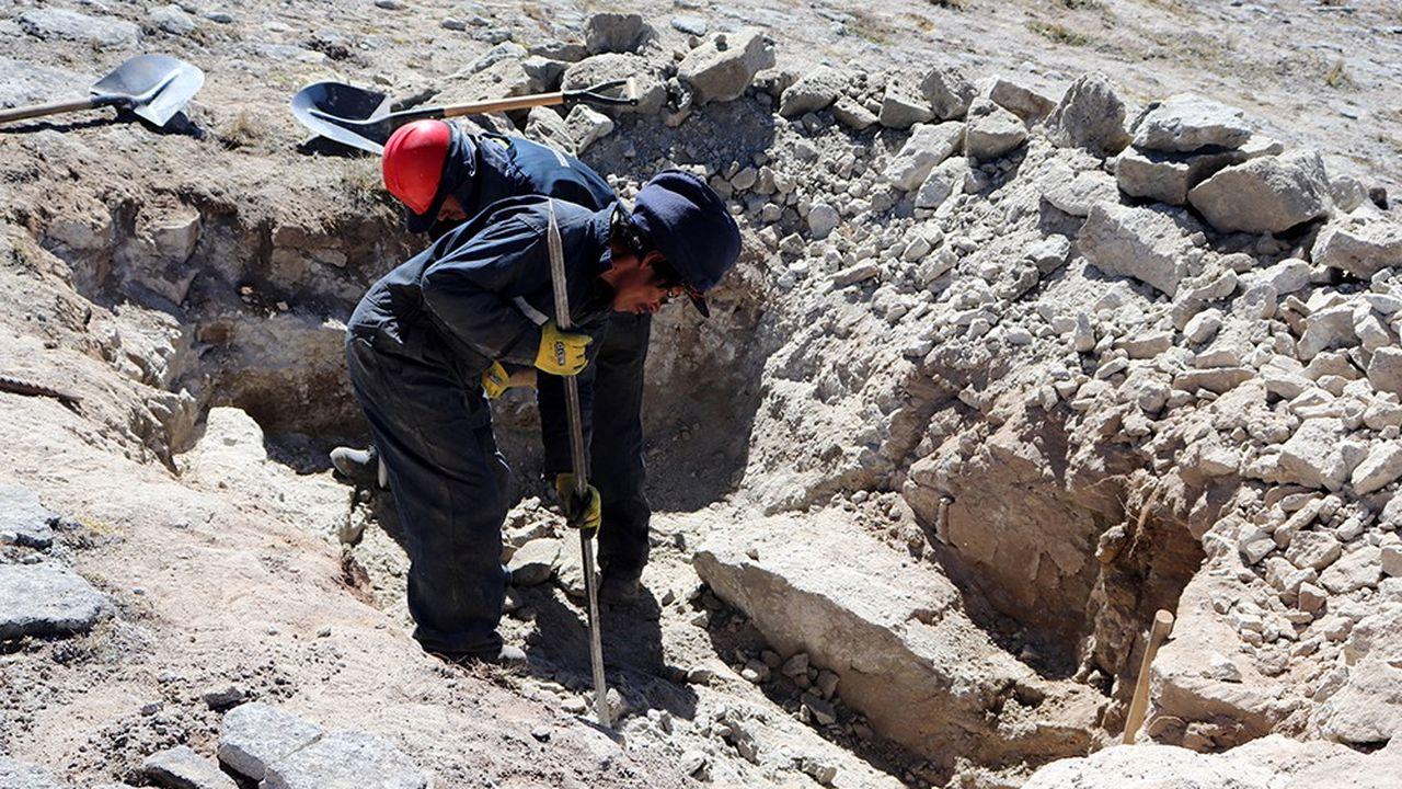 En 2017, la société canadienne Plateau Energy adécouvert un gisement de lithium et d'uranium dans la région andine de Puno, dans le sud-est du Pérou, à 4.500 mètres d'altitude.