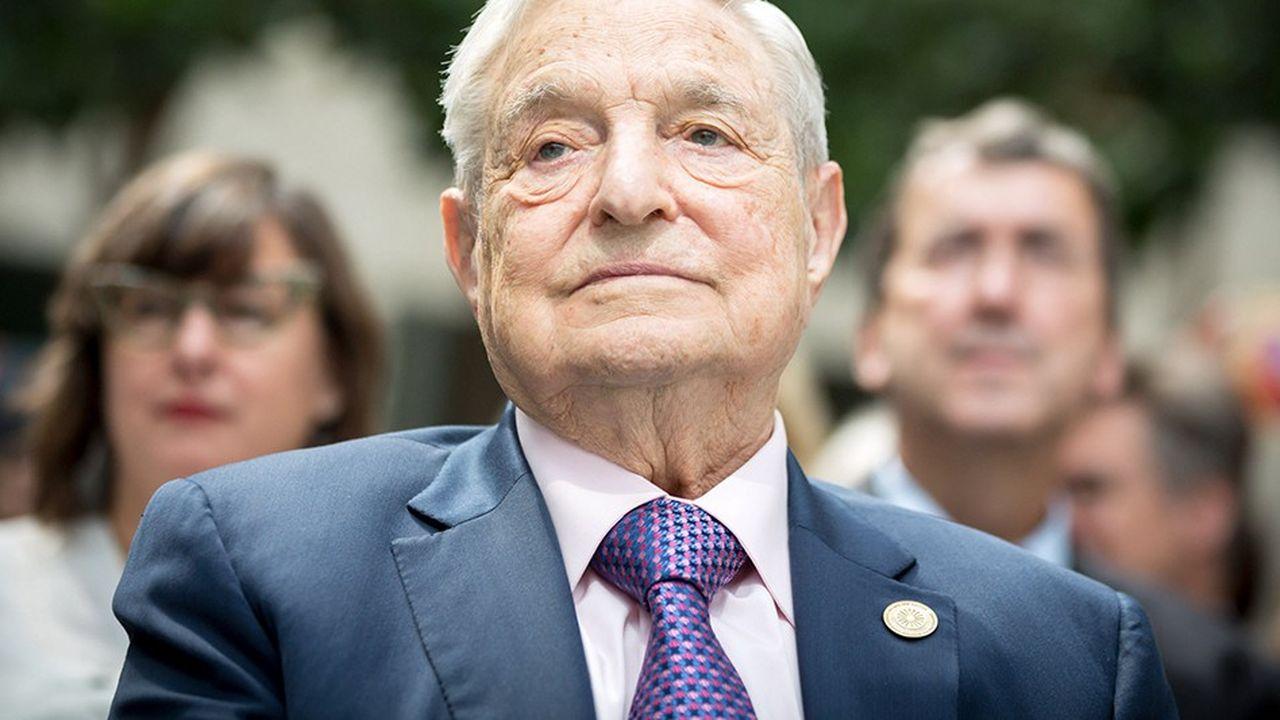 George Soros est parti en guerre contre Facebook et Google.