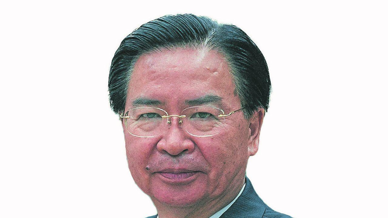 Joseph Wu refuse les prises de position de Pékin à l'encontre de Taïwan tout en expliquant en quoi l'île est un Etat à part entière.