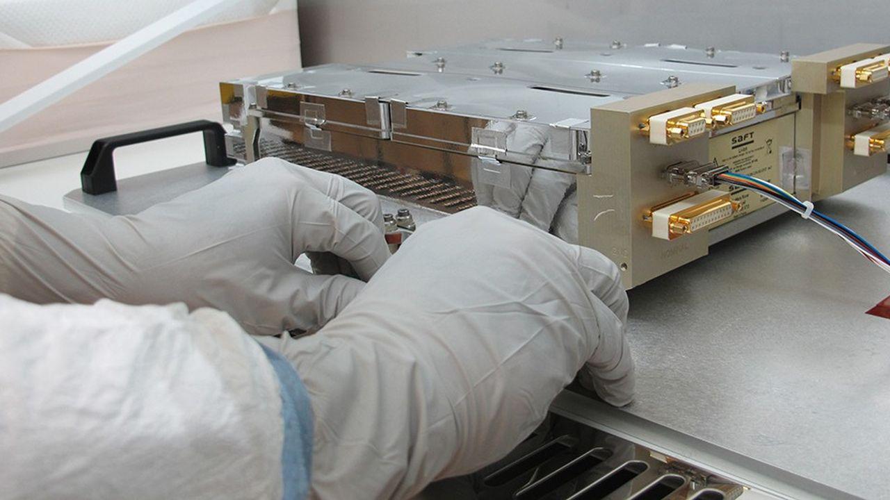 La mise en service du nouvel atelier d'électrolyte de Saft, composant essentiel à la fabrication des piles au lithiumest attendue en 2020.