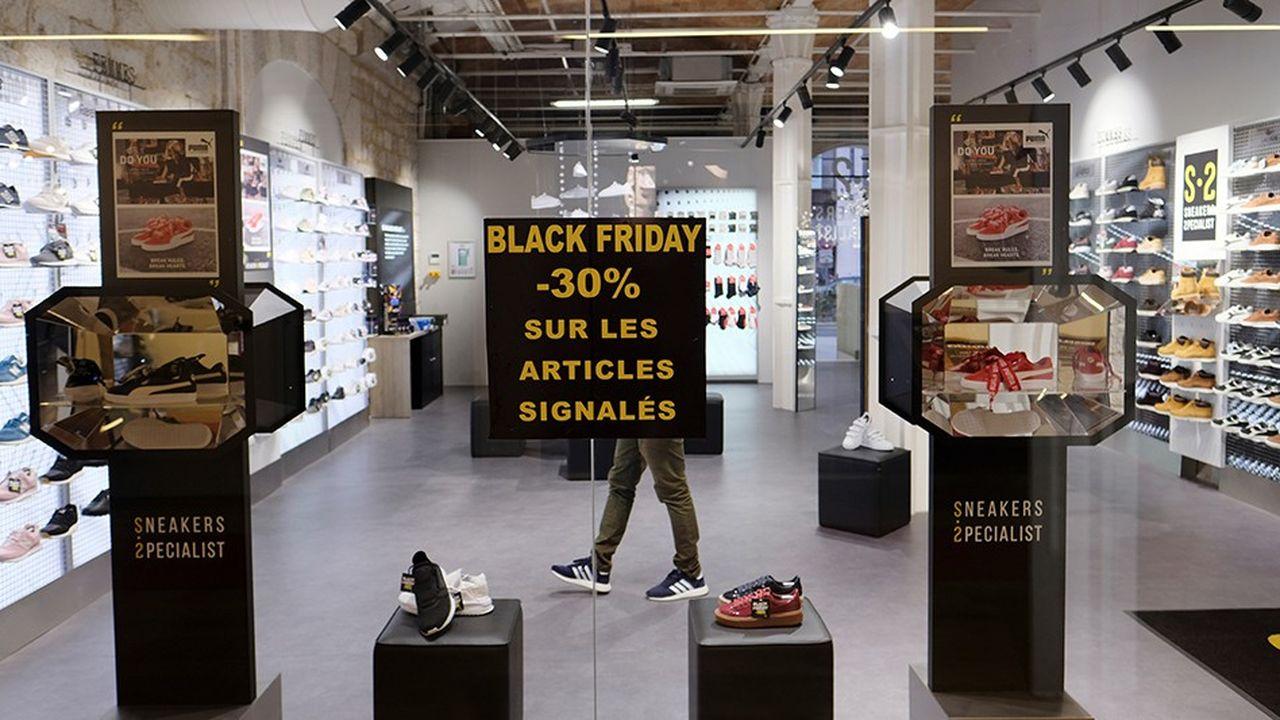 Dans le non-alimentaire, le vendredi du Black Friday est devenu pour beaucoup d'enseignes le jour de vente le plus important.