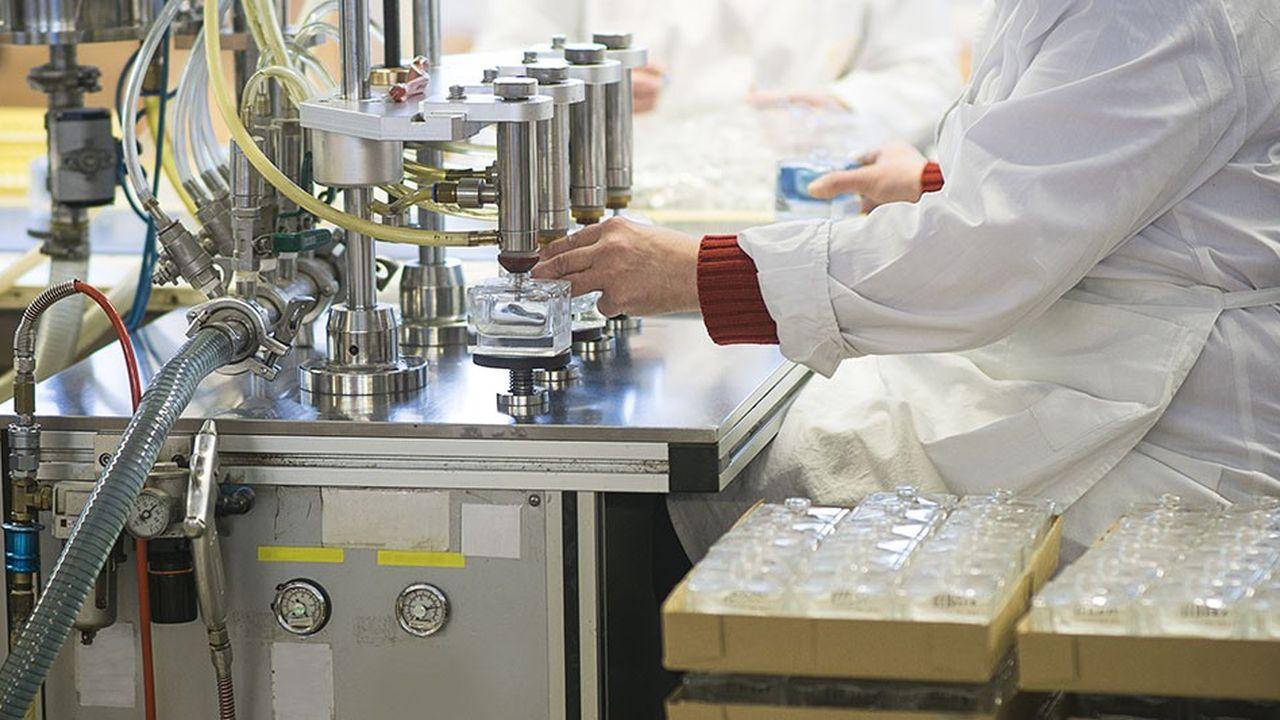 La qualité et la sophistication des flacons en verre fabriqués en France sont reconnues dans le monde entier.