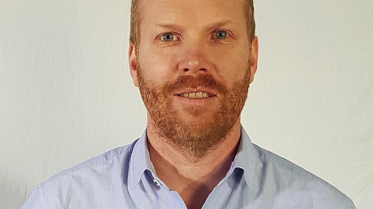 Fabrice Mercier, fondateur de la société Inwicast.