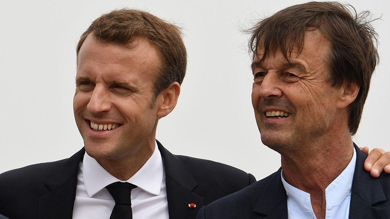 Pour Emmanuel Macron, le vote écologiste sera décisif lors des prochaines élections européennes.