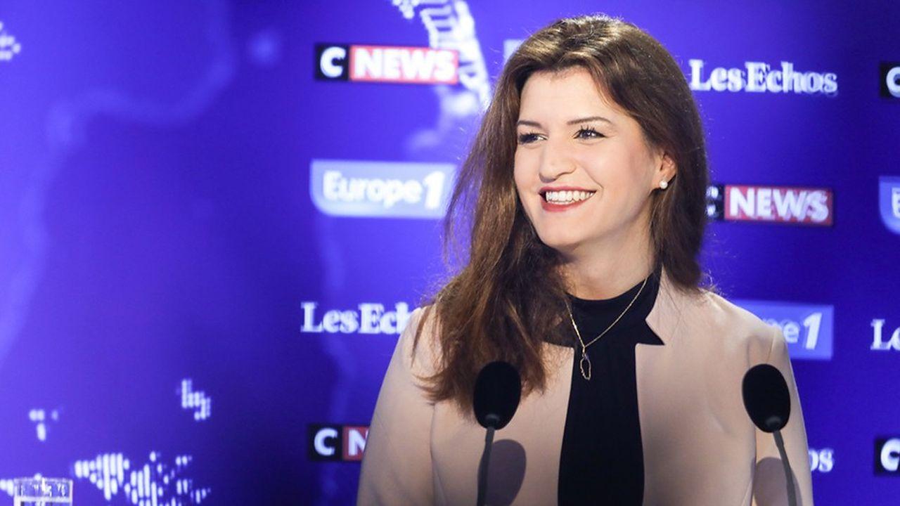 Pour Marlène Schiappa, secrétaire d'Etat auprès du Premier ministre, chargée de l'Egalité entre les femmes et les hommes, les réseaux sociaux, bien souvent, «font leur propre loi» et n'appliquent pas celle de la République.