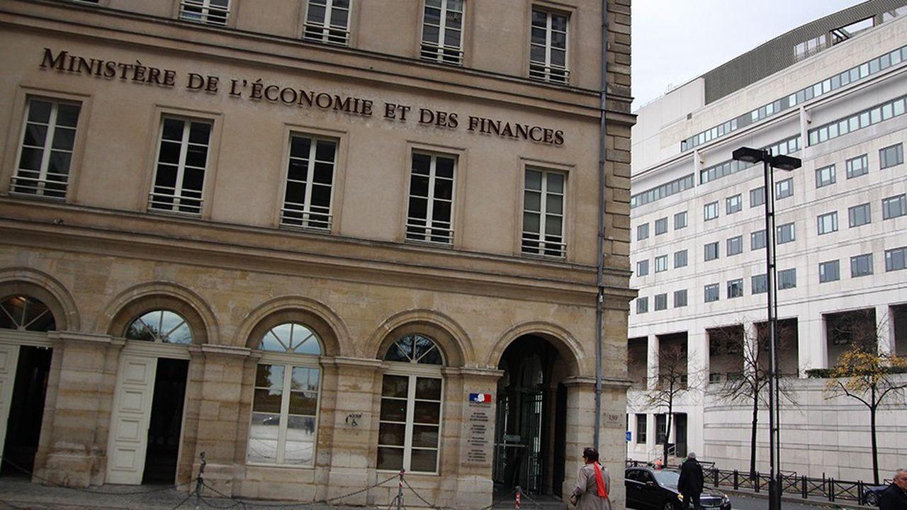 Bercy table sur un déficit public de 2,8% de PIB en 2019.