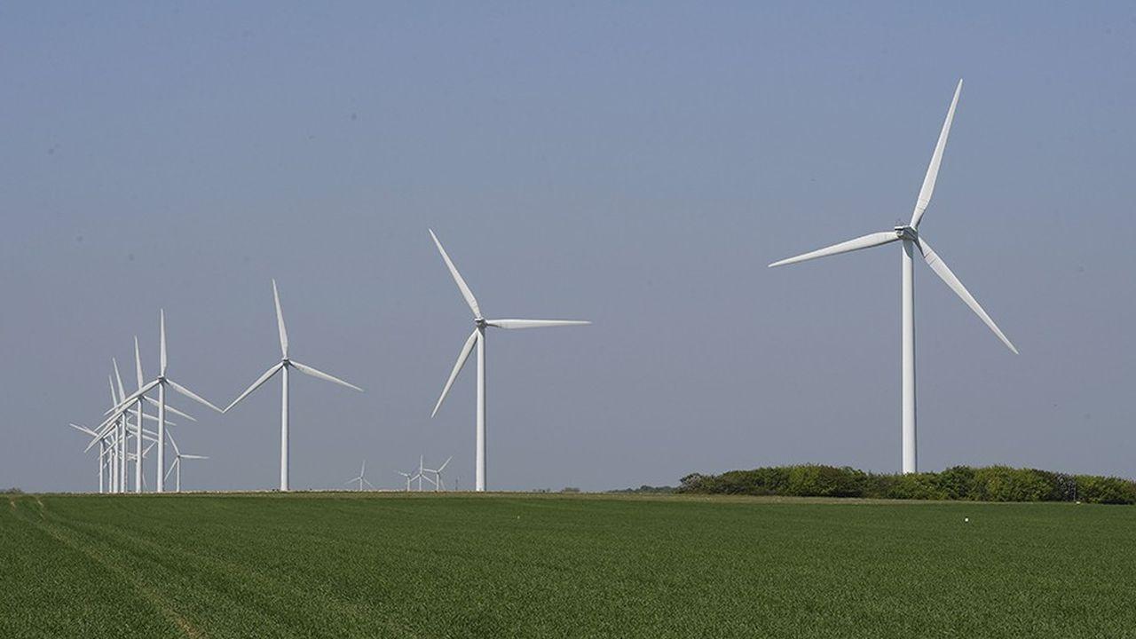 L'année 2018 marque le retour à un niveau d'activité proche de celui de 2011 dans le développement des grandes installations photovoltaïques et éoliennes, signale le thinktank I4CE.