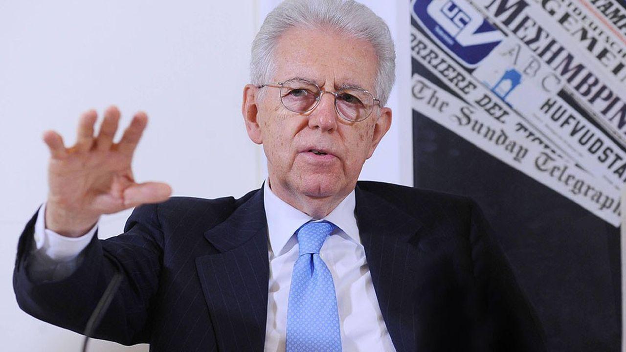 Mario Monti est aujourd'hui président de l'Université Bocconi de Milan.