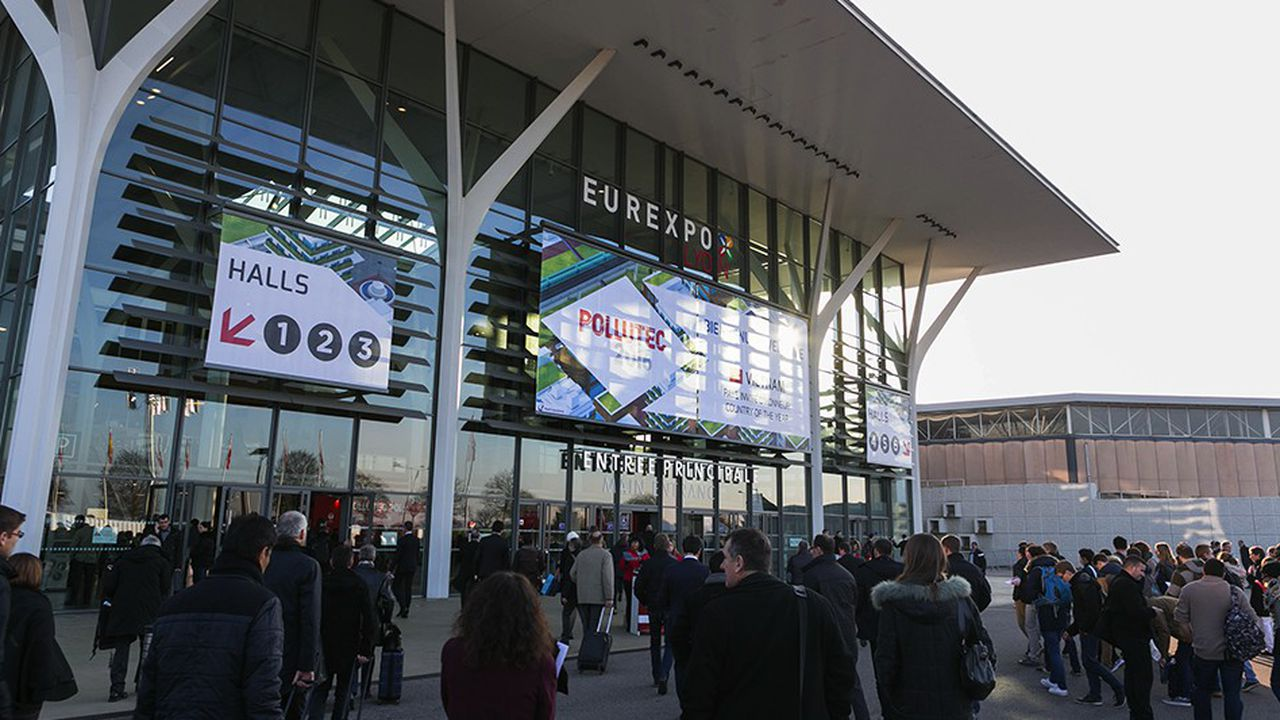 70.000 participants, élus, représentants de collectivités, industriels et professionnels de l'environnement vont se retrouver pour quatre jours. Pollutec, qui se tient à Lyon tous les deux ans, fête les 40 ans de sa création, en 1978.