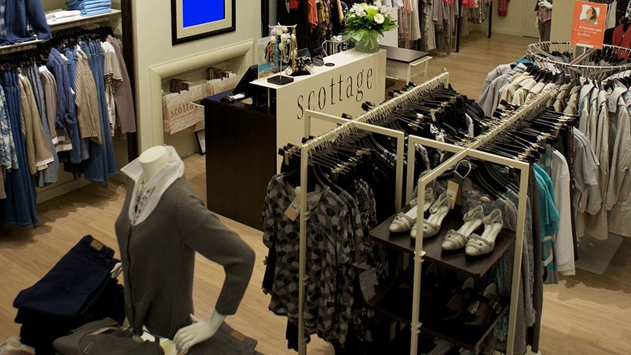 exquisite design online retailer quality Beaumanoir abandonne son enseigne de vêtements Scottage ...