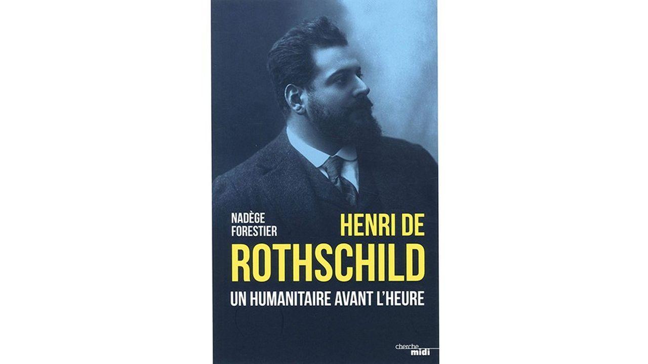 Henri de Rothschild a vécu non pas une, mais plusieurs vies, racontées dans ce livre par son arrière-petite-fille, la journaliste Nadège Forestier.