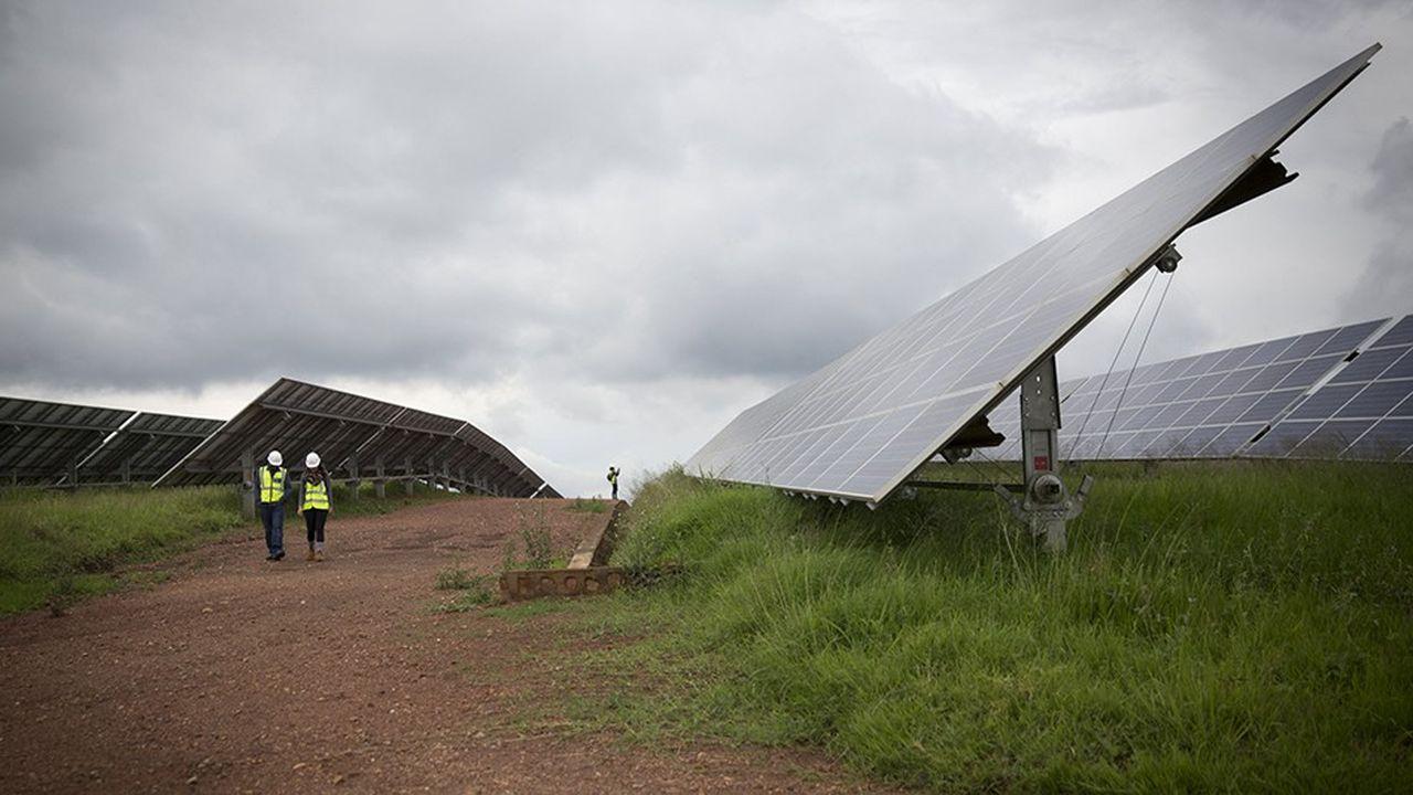 Premier représentant de l'Afrique, le Rwanda (et son Gigawatt Global Rwanda solar field) se classe cinquièmedans l'édition 2018 du Climatescope