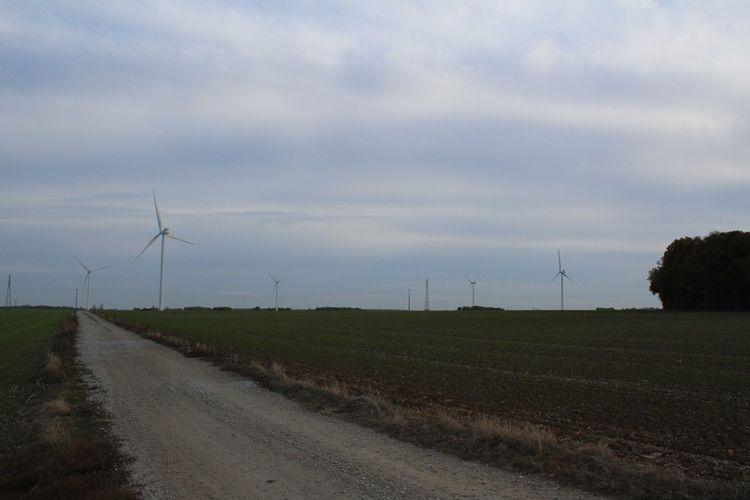 Convaincre les populations locales de l'intérêt des éoliennes n'est pas aisé.