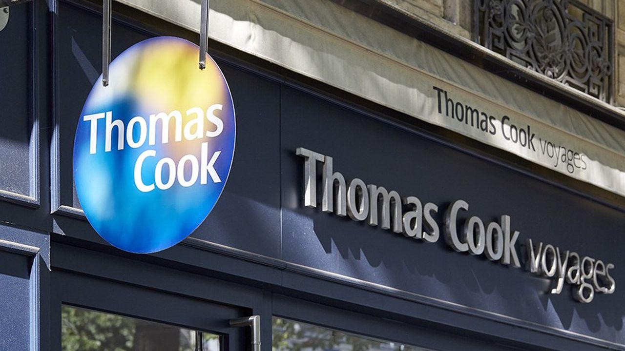 Thomas Cook a lancé un nouvel avertissement sur résultat.