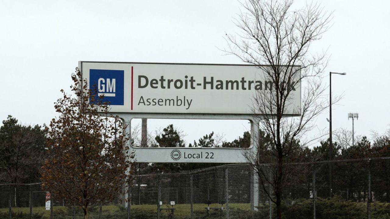 Lundi, General Motors a annoncé son intention de supprimer jusqu'à 14.800 postes en Amérique du Nord