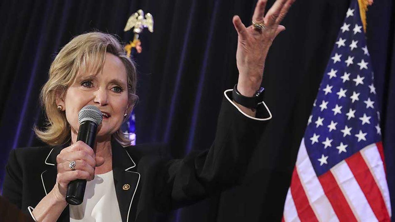 Cindy Hyde-Smith devient la première femme à représenter le Mississippi au Congrès