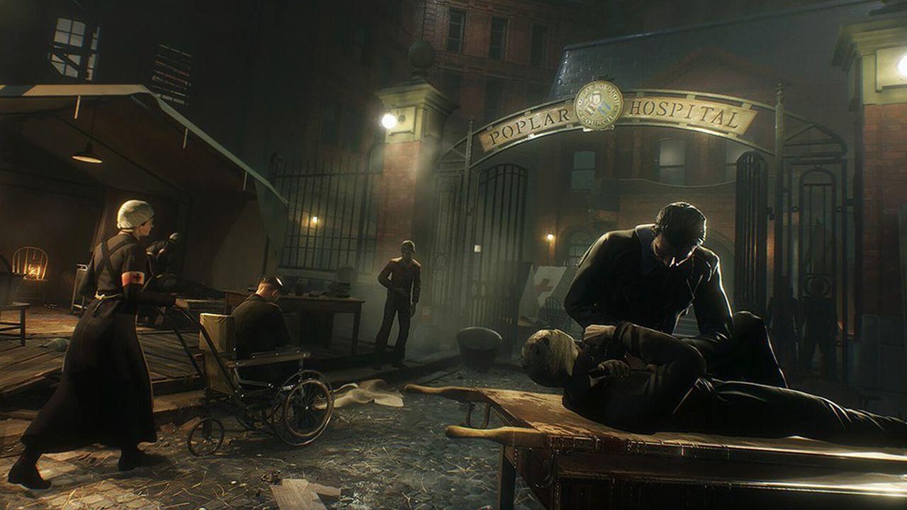 Focus Home Interactive édite notamment le jeu Vampyr.