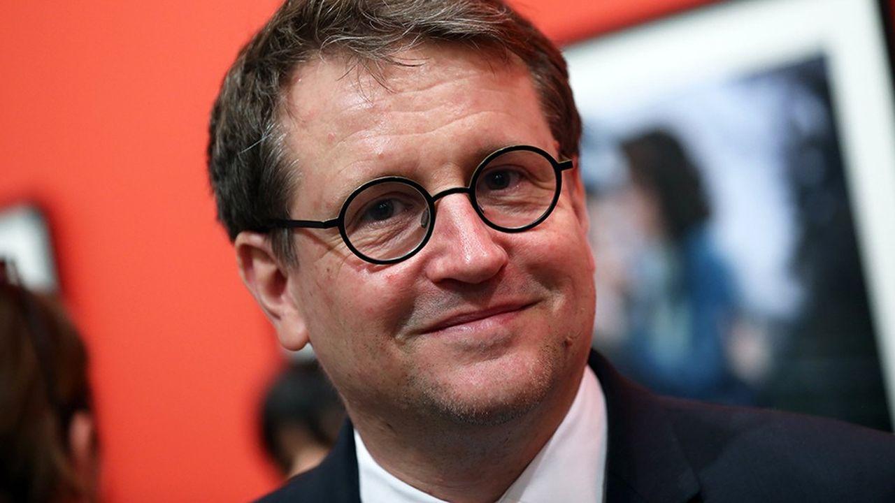 Rodolphe Belmer, directeur général d'Eutelsat, investit en moyenne 400millions d'euros chaque année pour acheter et lancer de nouveaux satellites