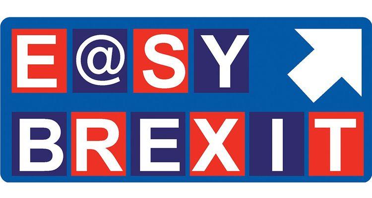 Logo de la plateforme easybrexit
