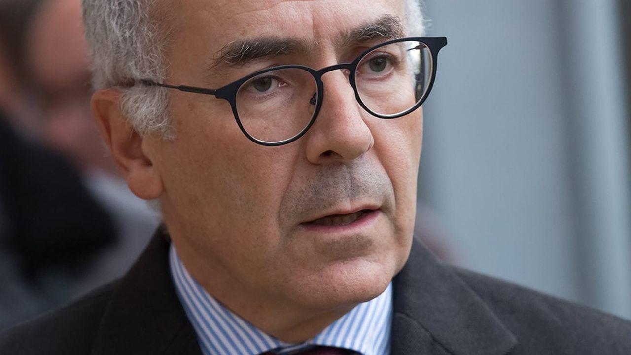 «Une proportion importante d'étudiants a besoin d'un accompagnement plus soutenu, d'une remise à niveau, et de temps», affirme le président de l'université de Bordeaux, Manuel Tunon de Lara.