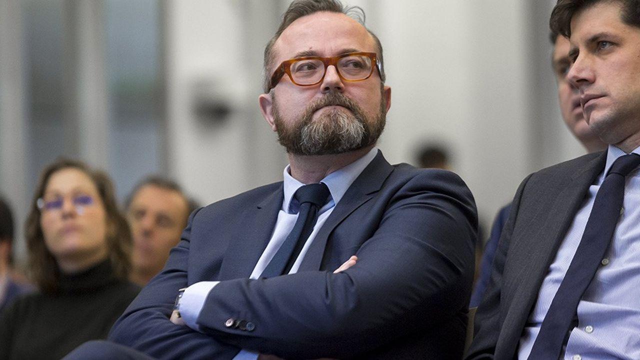 Christophe Itier, Haut Commissaire à l'économie sociale et solidaire, a présenté ce jeudi un pacte de croissance pour le secteur.