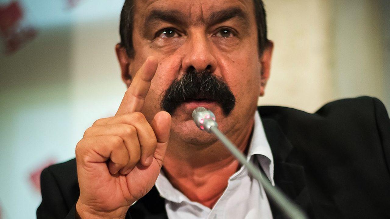Pour Philippe Martinez, son secrétaire général, la CGT «n'est pas en concurrence» avec les «gilets jaunes».