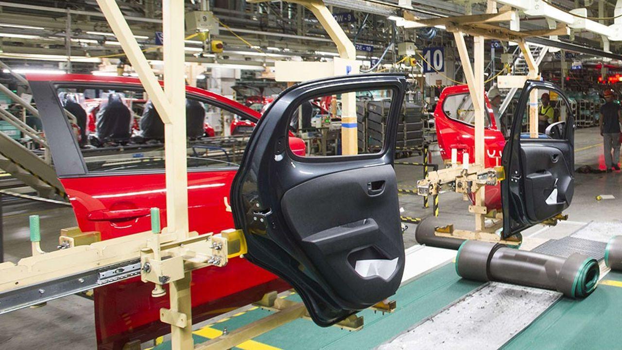 Toyota va racheter à PSa ses parts de leur usine commune de Kolin, en Tchéquie.