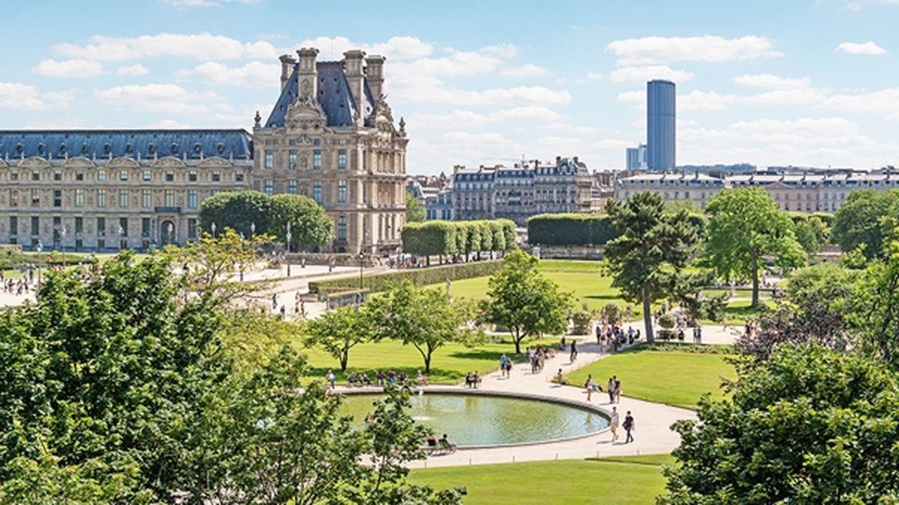 Comment le jardin des Tuileries diversifie ses activités ...