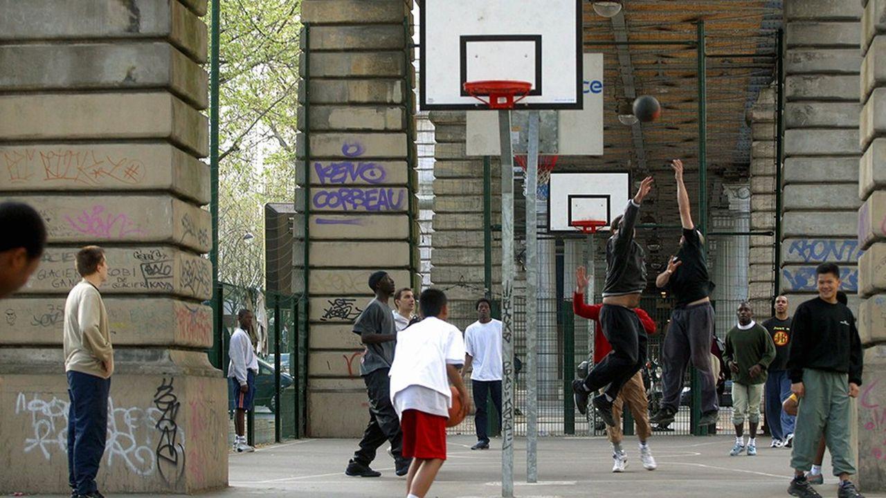 Près de la moitié des équipements sportifs en France ont aujourd'hui plus de 34 ans.