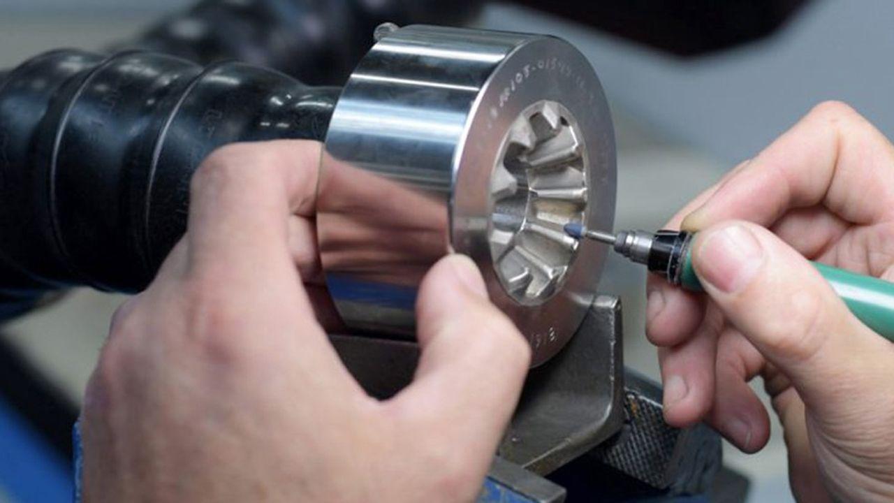 Le groupe Walor dispose d'un catalogue de pièces techniques et de 10 sites industriels.