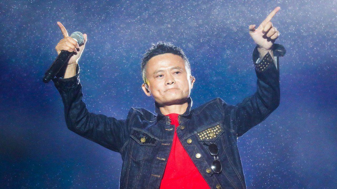 Jack Ma, le PDG d'Alibaba, est l'homme le plus riche de Chine.