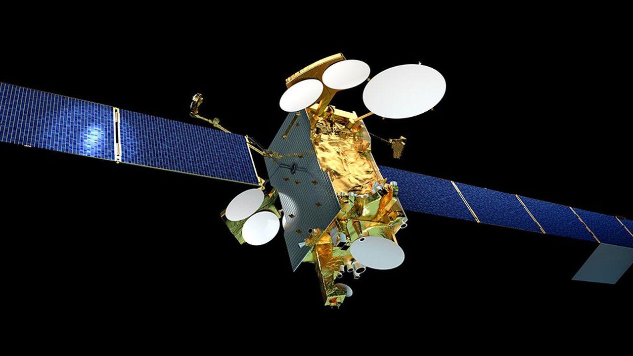 La Royal Air Force n'aura pas accès aux satellites européens Galileo.