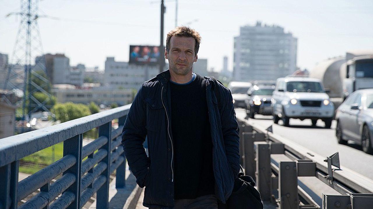 «Le bureau des légendes» (ici Mathieu Kassovitz, l'acteur principal) fait partie des séries qui devraient être davantage aidées par le CNC.