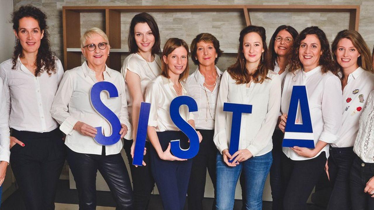 Le collectif de femmes dirigeantes d'entreprise#SISTA s'engage pour soutenir les dirigeantes et les fondatrices dans l'accès aux financements