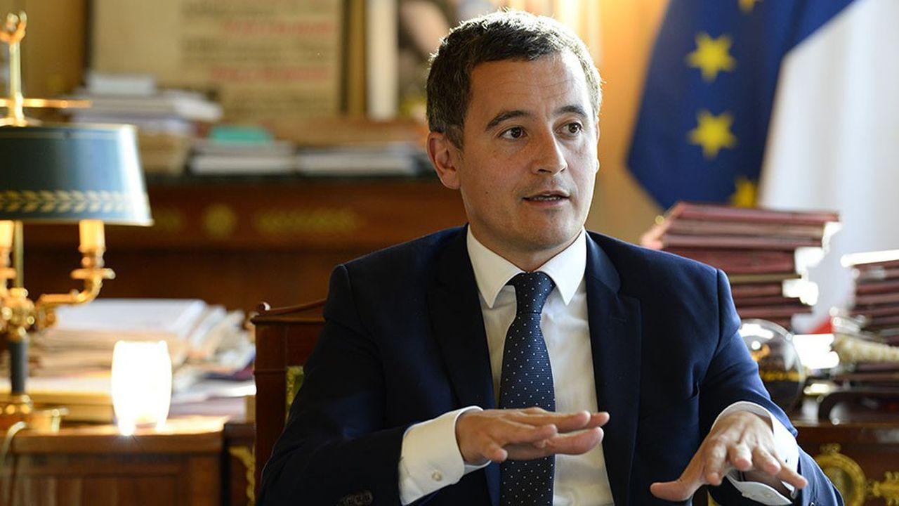 Gérald Darmanin: «C'est toute la contradiction des Français: on veut moins d'impôts, donc moins de recettes, mais plus de services publics, donc plus de dépenses.»