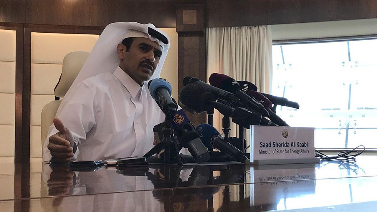 Saad al-Kaabi, le ministre qatari de l'Energie, a annoncé lundi que son pays quitterait l'Opep en janvier pour se focaliser sur la production de gaz.
