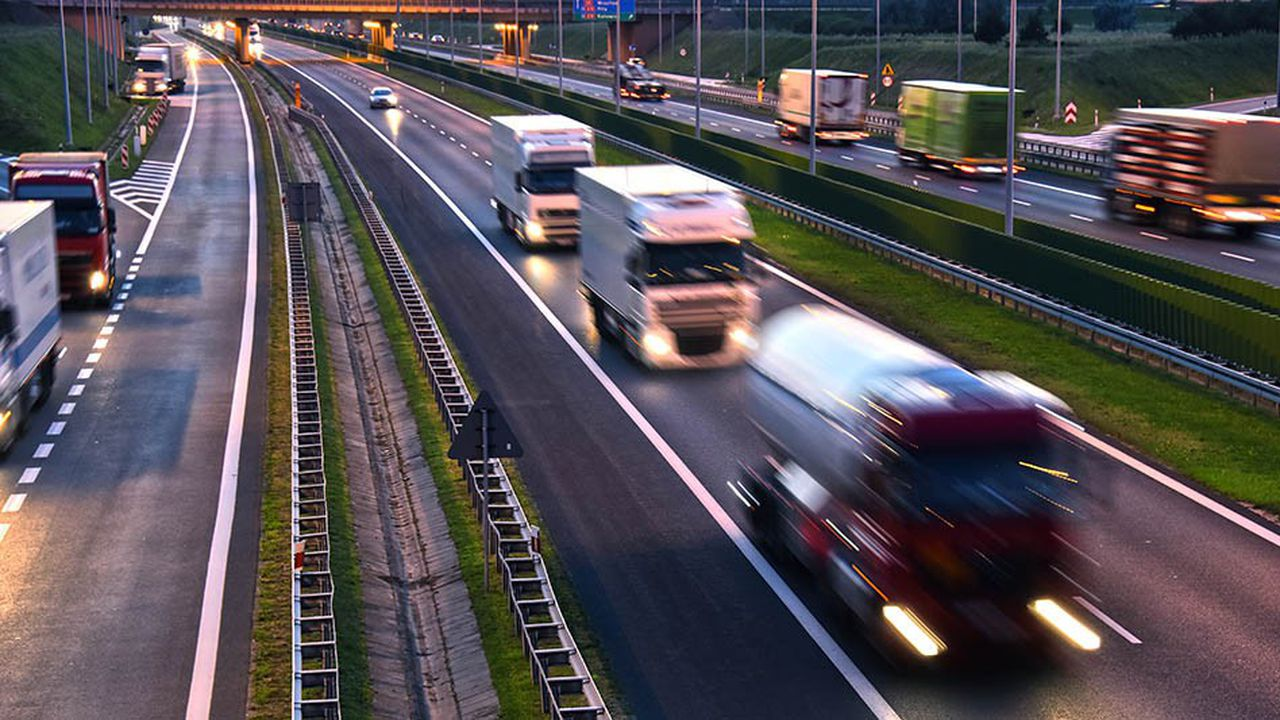 La ministre des Transports, Elisabeth Borne, a salué une «avancée majeure» pour les droits sociaux des chauffeurs
