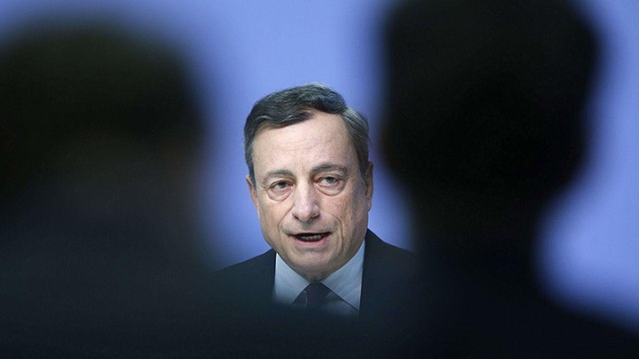 La BCE impassible face au bras de fer entre Bruxelles et Rome